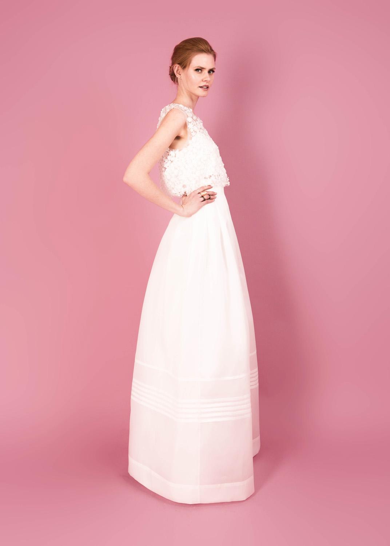 Sophia top, Hollie skirt