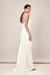 LOOK 13 LUISA C MODERN WEDDING DRESS FOR LONDON BRIDE