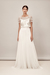 LOOK 9 MOLLY - TOVE A MODERN WEDDING DRESS FOR LONDON BRIDE