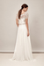 LOOK 9 MOLLY - TOVE B MODERN WEDDING DRESS FOR LONDON BRIDE