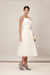 LOOK 11 AUDREY - POPPY B MODERN WEDDING DRESS FOR LONDON BRIDE