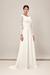 LOOK 12 SCARLETT - SIENNA B MODERN WEDDING DRESS FOR LONDON BRIDE
