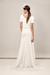 LOOK 14 NOOR - ELISA B MODERN WEDDING DRESS FOR LONDON BRIDE